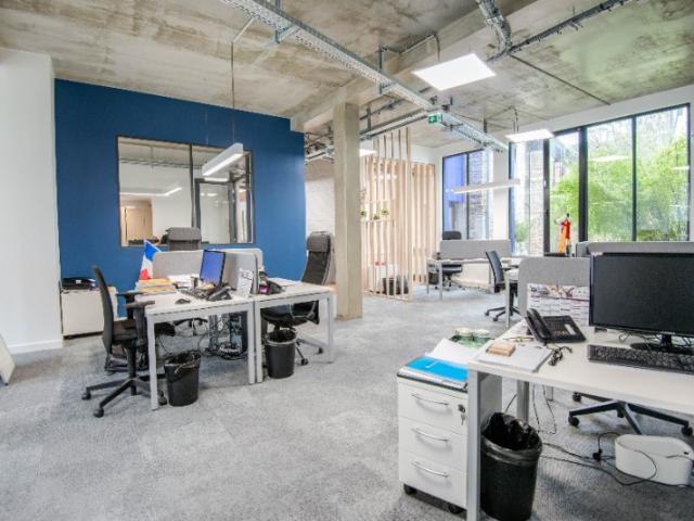 L'aménagement d'un plateau de bureau à Nantes réalisé par votre électricien